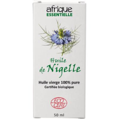 Huile de nigelle biologique Afrique Essentielle (50 ml)