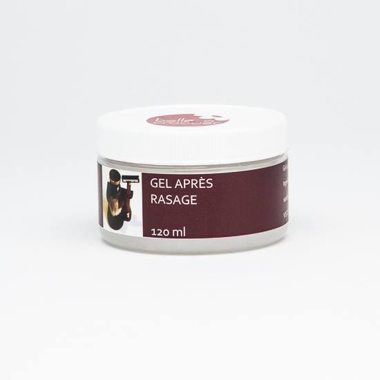 Gel Apres Rasage (musk) (120 ml)