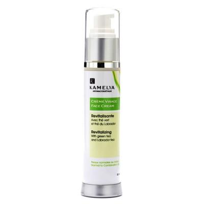 Crème visage revitalisante au thé vert (50 ml)