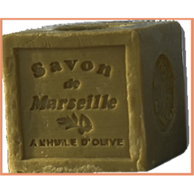 Savon de marseille (300 g)- barre en long