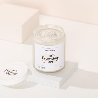 Exfoliant fouetté - Café et vanille (150g)
