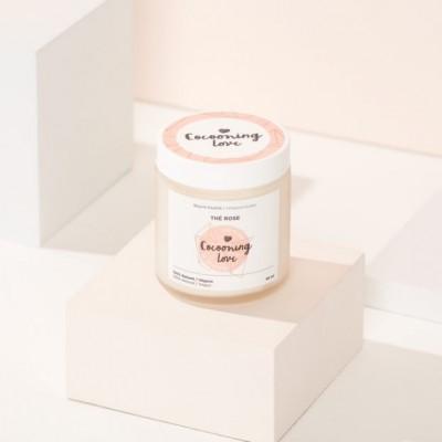 Beurre corporel fouetté - Thé rose