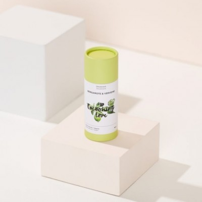 Déodorant végane - Bergamote et verveine (50 ml)