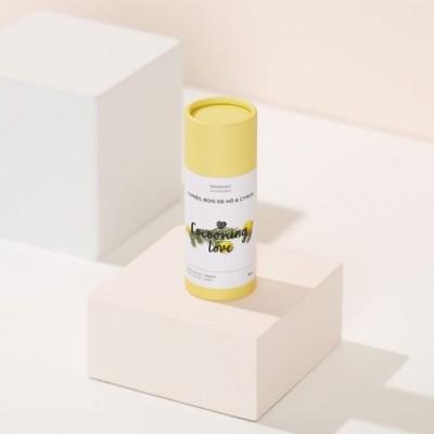 Déodorant végane - Cyprès, Bois de Hô et citron (50 ml)