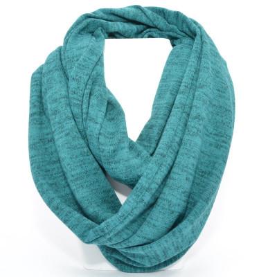 Foulard Infini Long - Turquoise