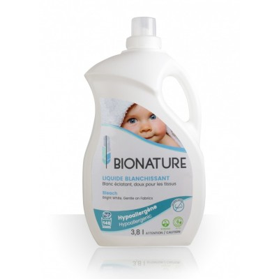 Liquide blanchissant (Eau de javel) 3.8 litres