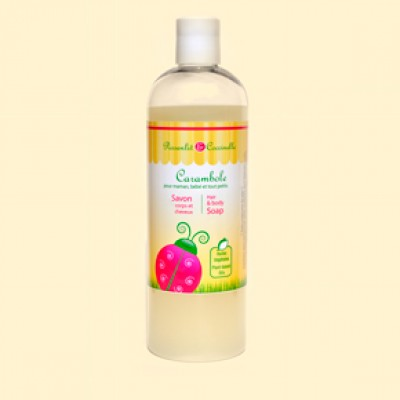 Gel douche Carambole (2 en 1) (500 ml)