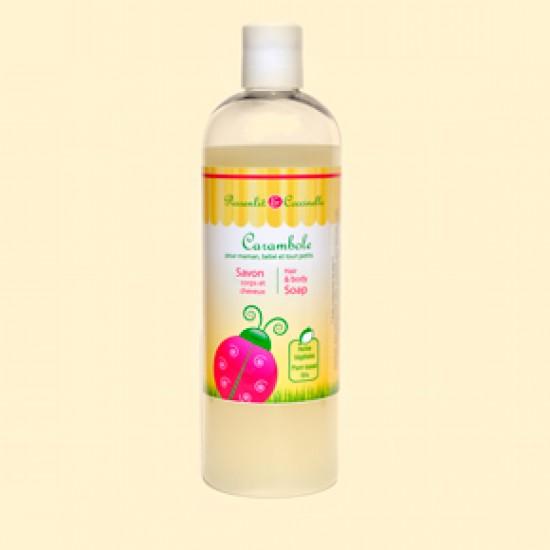 Carambole - Savon Corps et Cheveux (2 en 1) (500 ml)