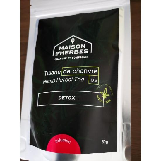 Tisanes de Chanvre- Détox (50 g)