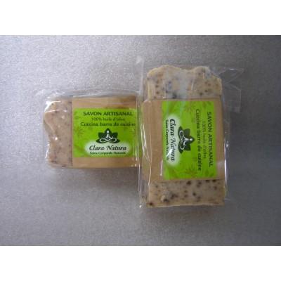 Savon Cuccina Barre de Cuisine (Café, Cannelle, Orange)- 142 g