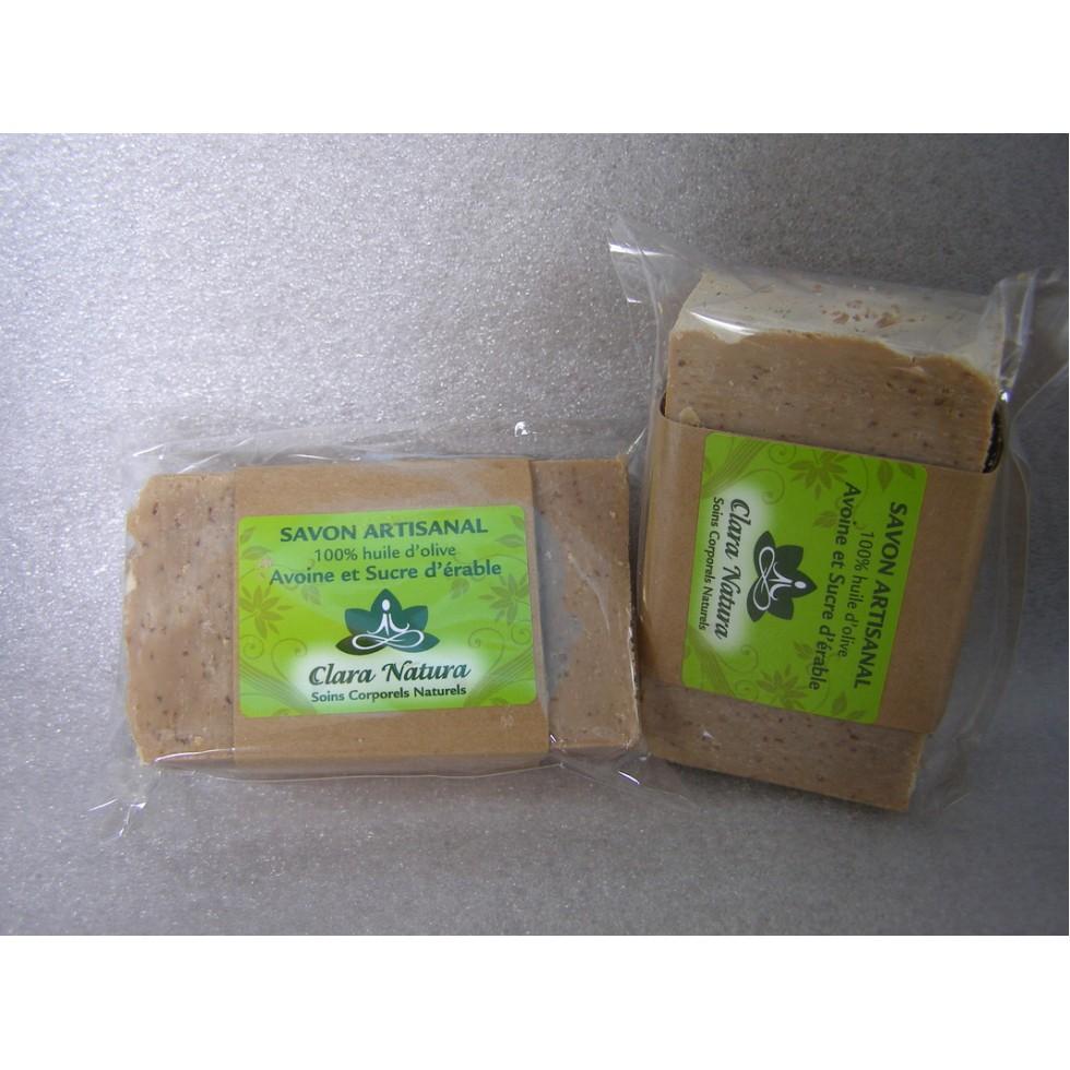 Savon avoine et sucre d 39 rable 142 g for Ambiance cuisine avoine