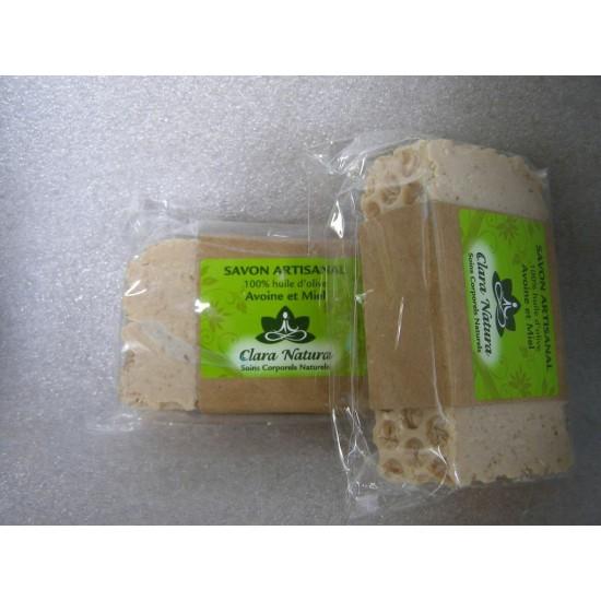 Savon avoine et miel 142 g for Ambiance cuisine avoine