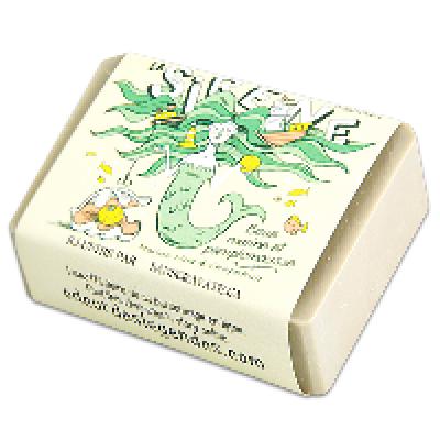 Savon La Sirène (boue marine et pamplemousse)- 100 g