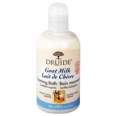 Bain Moussant Druide (250ml) Lait De Chèvre (to be translated)