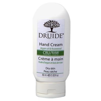 Crème à main- Huile d'argan et bois de rose (60 ml)
