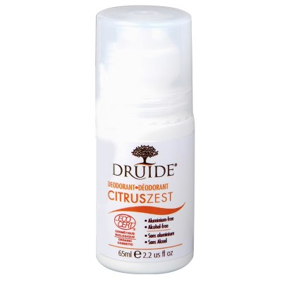Déodorant Citrus zest  65 ml