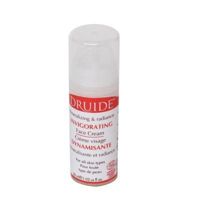 Crème visage minéralisante-Dynamisante (30 ml)