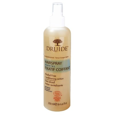 Fixatif coiffant vapo  (sans alcool)   250 ml
