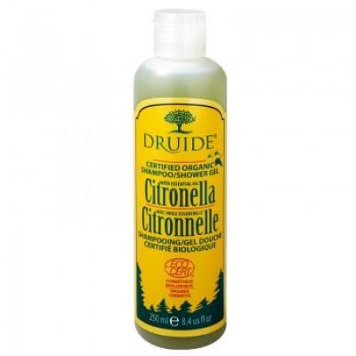 Shampooing/Gel douche Citronnelle (250 ml)