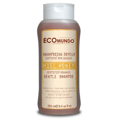 Shampooing Ecomundo au miel (250 ml)