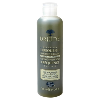 Shampooing fréquence- Thé vert, Usage quotidien, tous cheveux (250 ml)