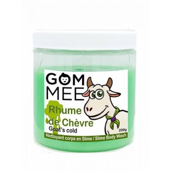 Slime moussante Rhume de Chèvre  (200g)