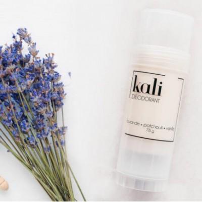 Déodorant Kali-Lavande, patchouli et vanille (78ml)