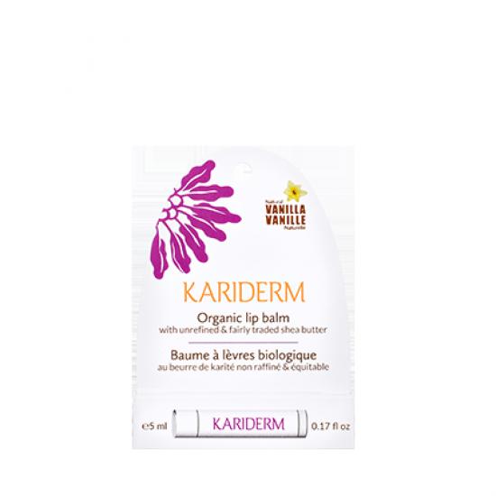 Baume à lèvres au karité (5 ml)