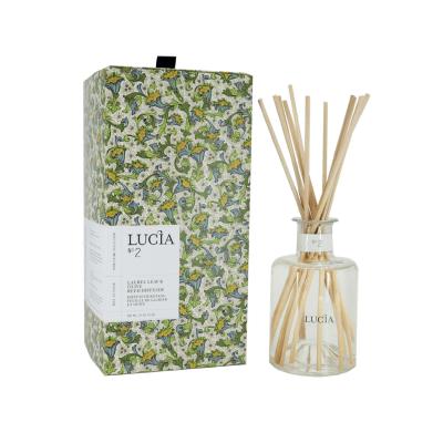 Lucia  N°2 Diffuseur rotang Feuille de laurier et olive (200ml)