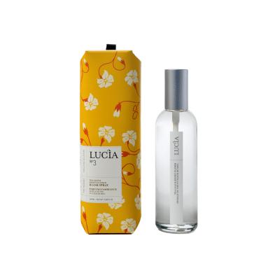 Lucia  N°3 Parfum d'ambiance Feuille de thé et fleur de miel  (100ml)