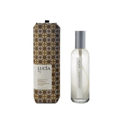 Lucia  N°9 Parfum d'ambiance Vanille Bourbon et thé blanc  (100ml)