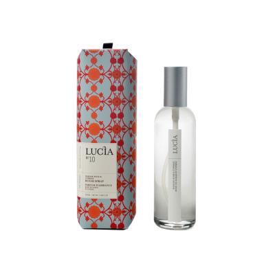 Lucia  N°10 Parfum d'ambiance Rose de damas et cyprès  (100ml)