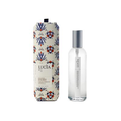 Lucia  N°11 Parfum d'ambiance Lotus bleu et orange sicilienne  (100ml)