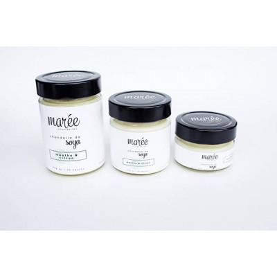 Chandelle de soja - Menthe et Citron