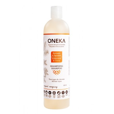 Shampoing hydraste et agrumes (500 ml)