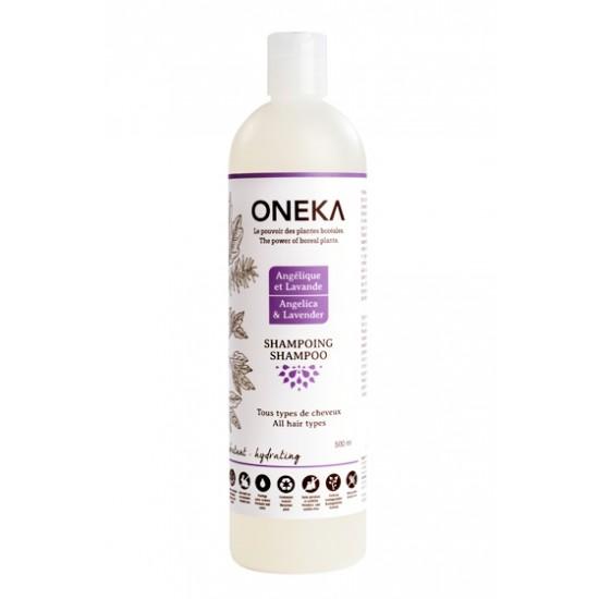 Shampoing angélique et lavande (500 ml)