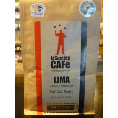 Café Lima (Pérou intense)