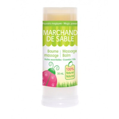 Baume massage - Marchand de sable (30 ml)