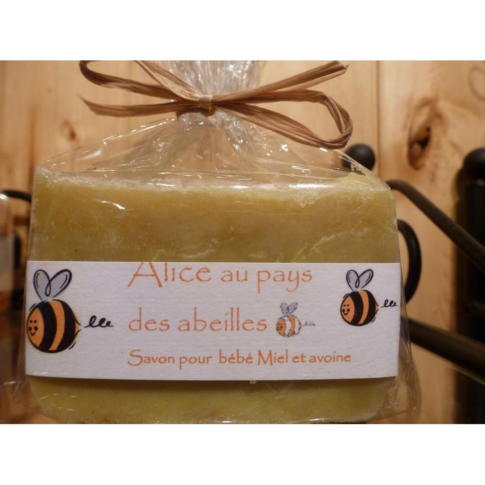 Savon alice au pays des abeilles miel et avoine 150 g for Ambiance cuisine avoine