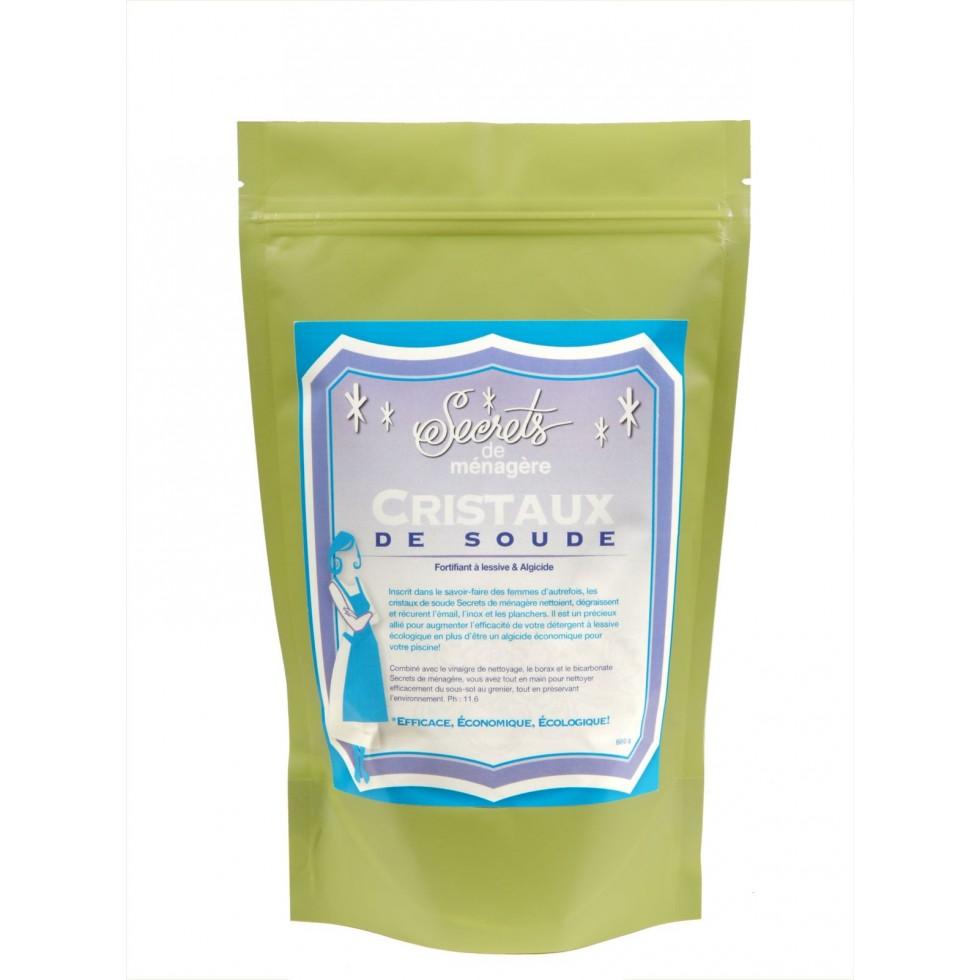 Cristaux de soude 580 g for Bicarbonate de soude piscine