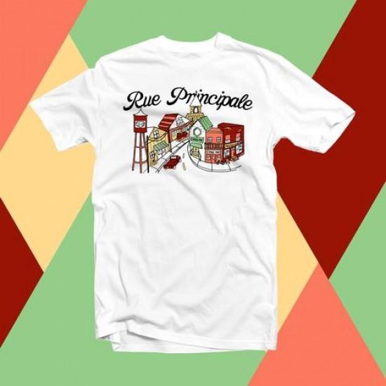 T-Shirt Rue Principale