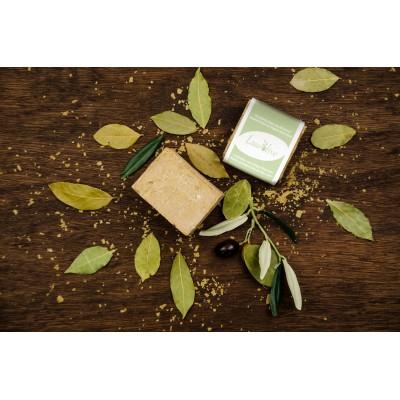 Savon d'alep à l'huile d'olive (200g)