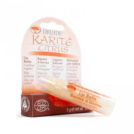 Baume à lèvres Karité Citrus  (5 g)