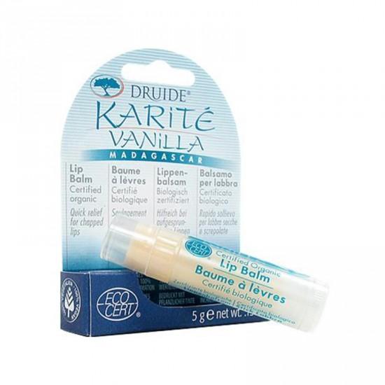 Baume à lèvres Karité Vanille (5 g)