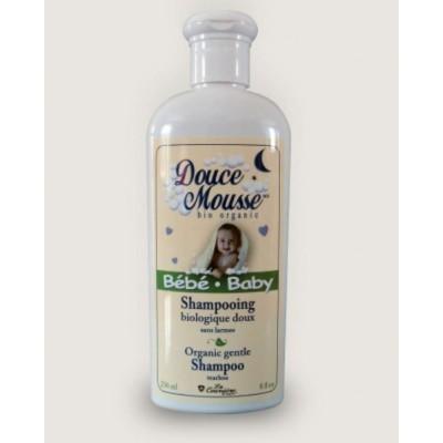 Shampooing pour bébé Douce Mousse- (236ml)