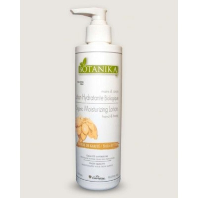 Botanika Lotion hydratante main & corps (250 ml)