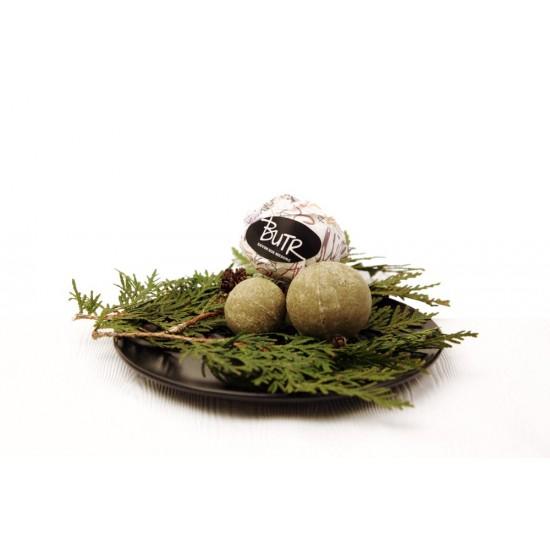 Shampoing solide naturel – Cheveux Gras 60 g