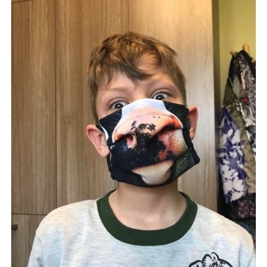 Masque Enfant Vache