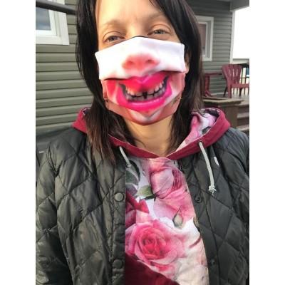 Masque Enfant- Clown