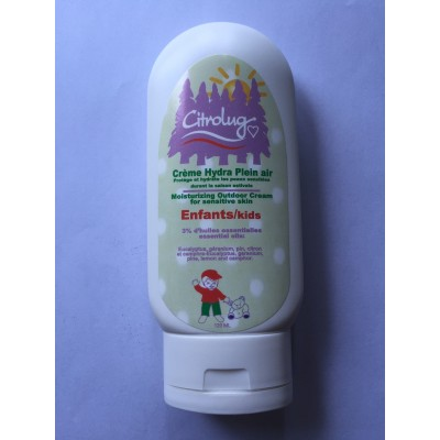 Crème Hydra Plein Air Enfants Citrolug - 120ml